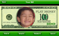 Create Play Money Iphone App Image